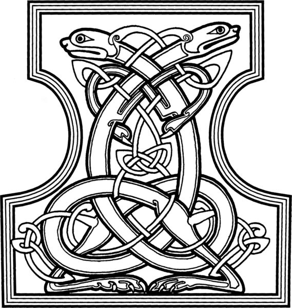 Celtic Knot Work